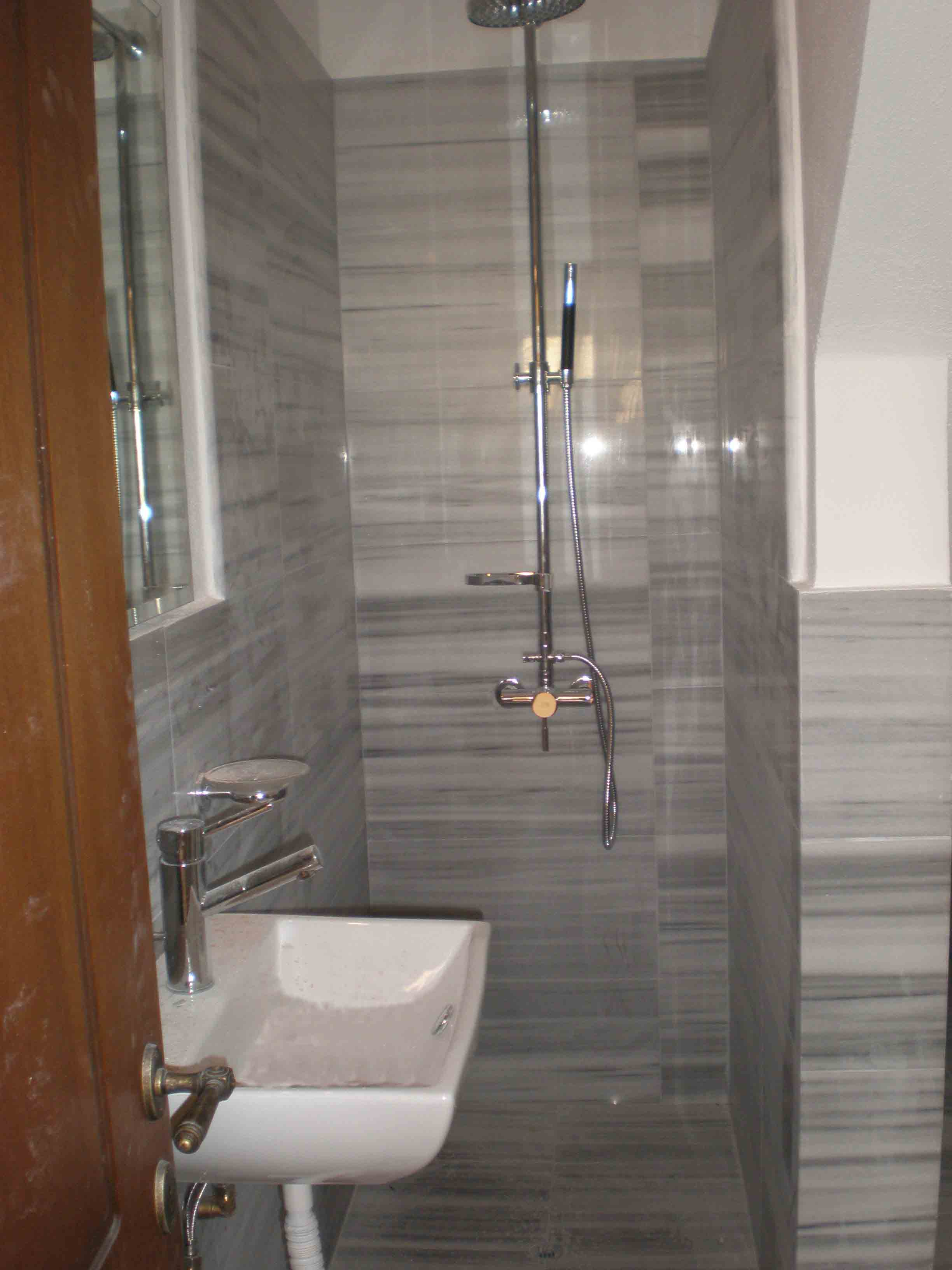 Wing B Shower Room